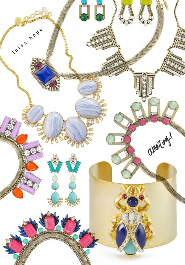 Loren Hope Jewelry | Featured on design, wine, sunshine!