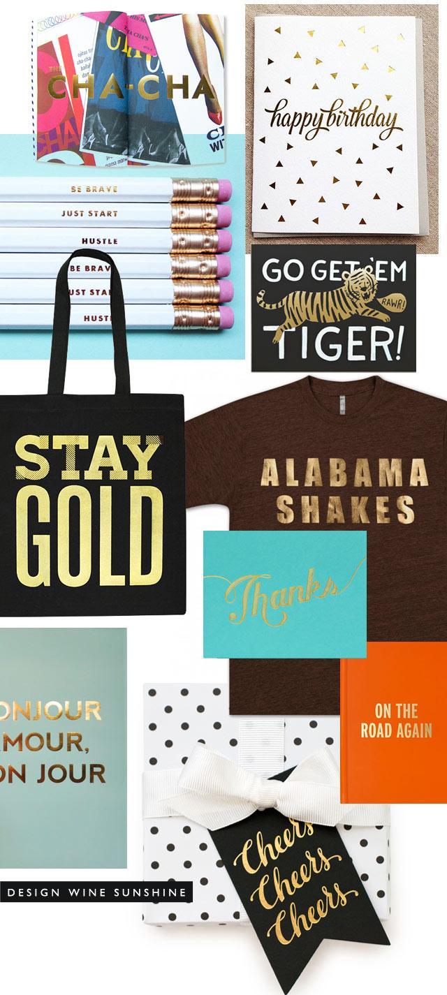 Design-Wine-Sunshine-Gold-Rush-Typography