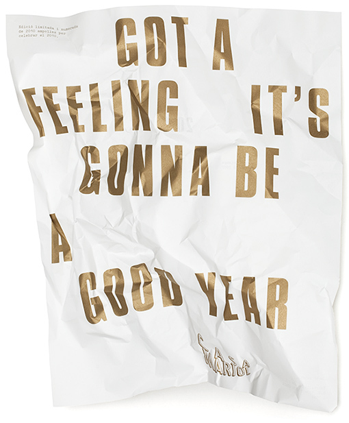 It's gonna be a good year! Happy 2014