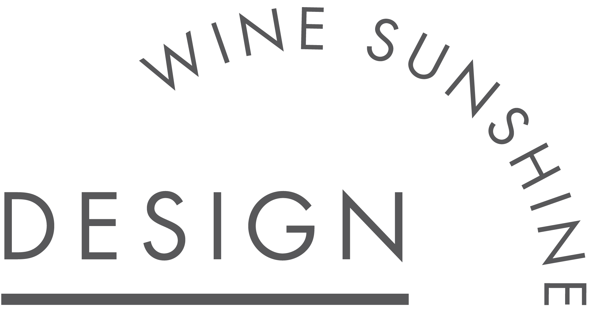 design wine sunshine